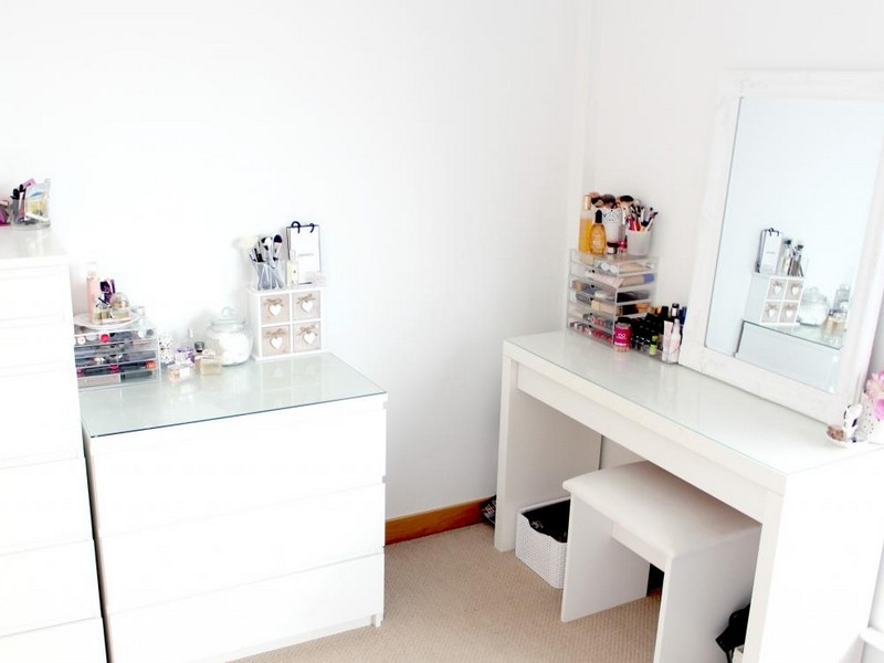 Acrylic Vanity Table Ikea