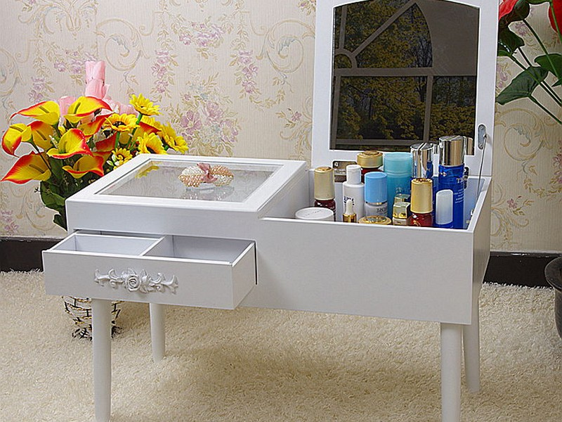Acrylic Vanity Table