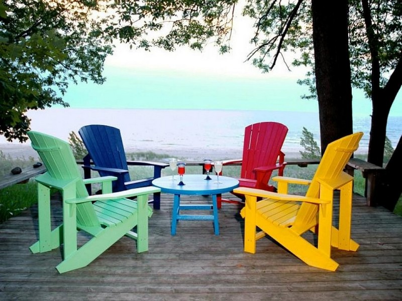 Adirondack Chair Kits Plastic