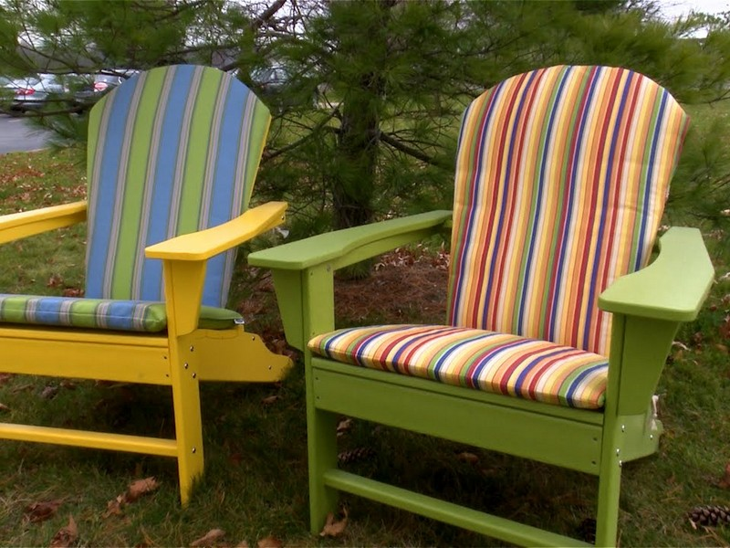Adirondack Chair Pads