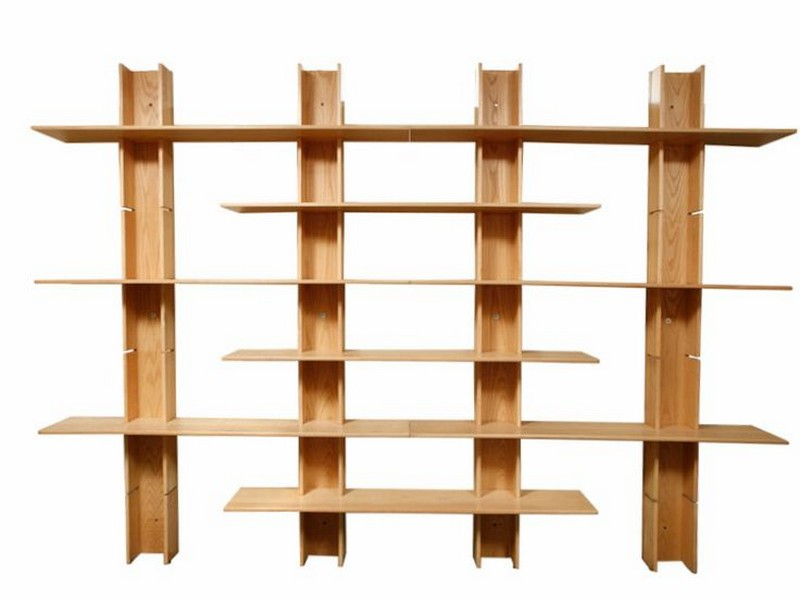 Adjustable Wall Shelving