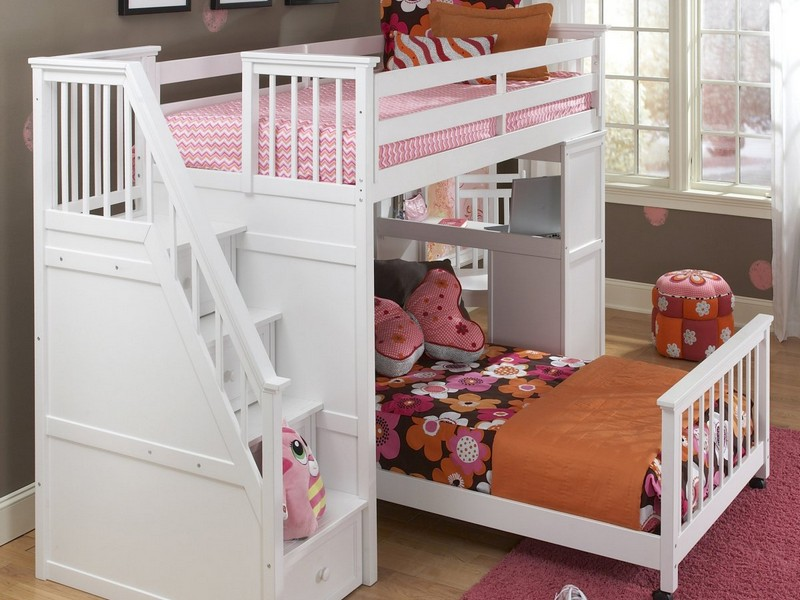 Affordable Bunk Beds With Mattresses