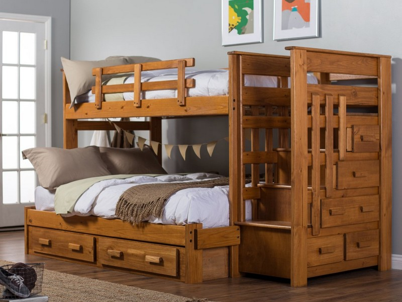 Affordable Bunk Beds With Storage