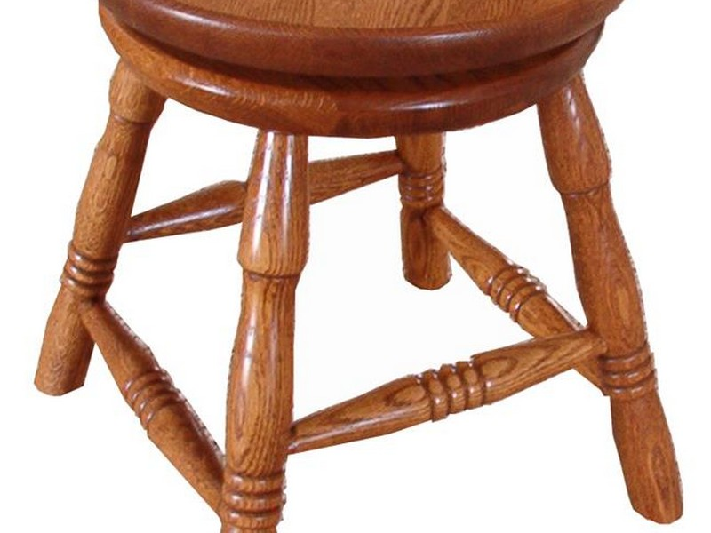 Amish Bar Stools Oak