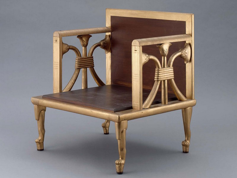 Ancient Egyptian Furniture Images