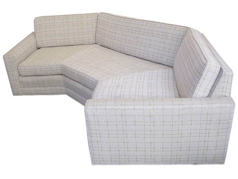 Angled Sectional Sofa