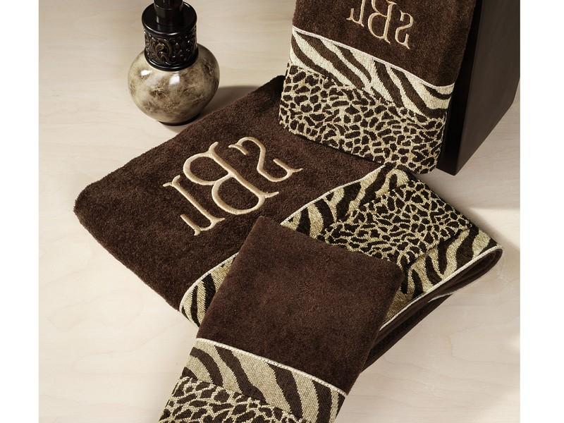 Animal Print Tea Towels