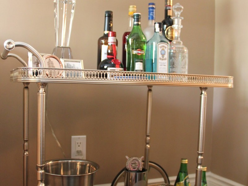 Antique Bar Cart Kijiji