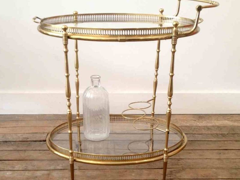 Antique Bar Cart Toronto