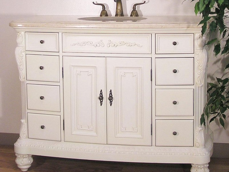 Antique Bathroom Vanities And Sinks