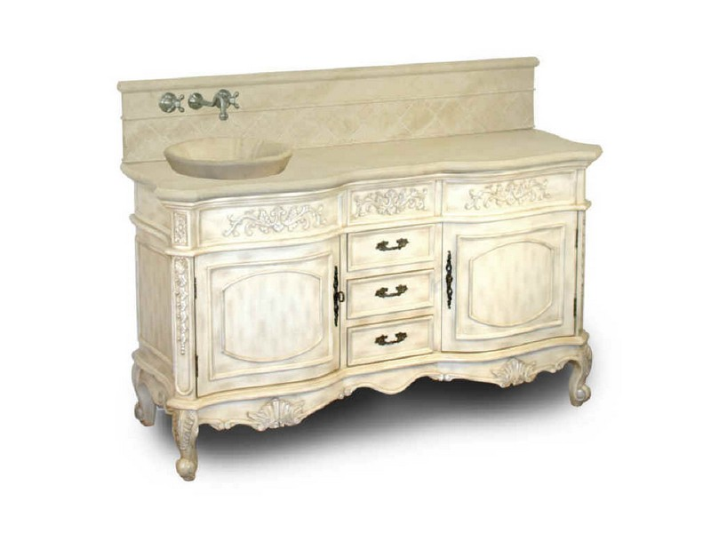 Antique Bathroom Vanity Units