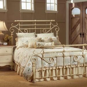 Antique Cast Iron Bed Frames