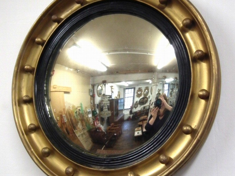 Antique Convex Mirrors Uk