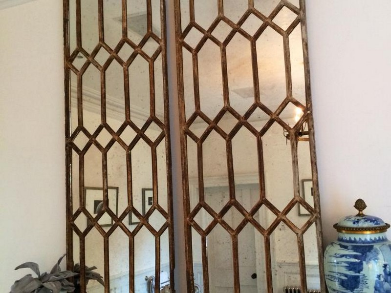 Antique Mirror Sheets