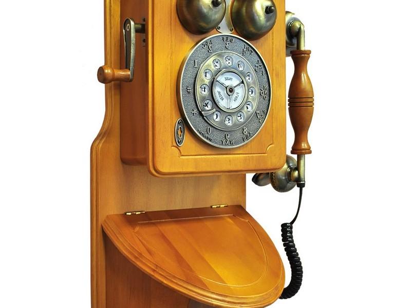 Antique Wall Phones