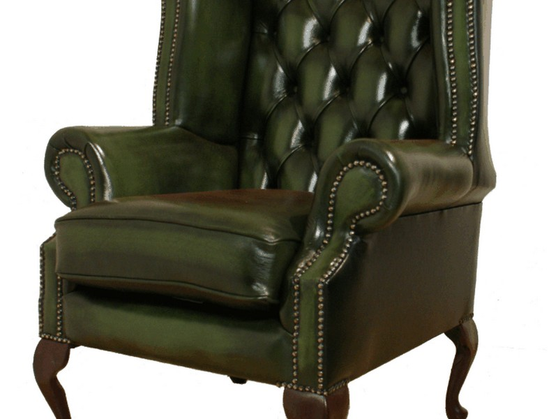Antique Wingback Chair Styles