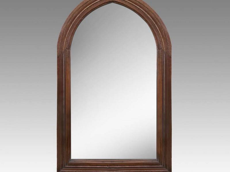 Arched Mirror Window Frame