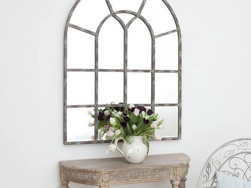 Arched Window Mirror Australia