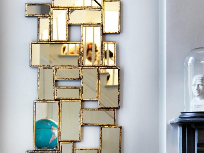 Arched Window Mirror Graham Green