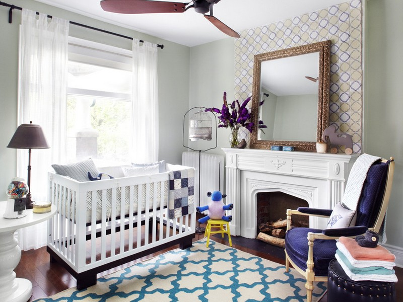 Area Rugs For Nursery Room