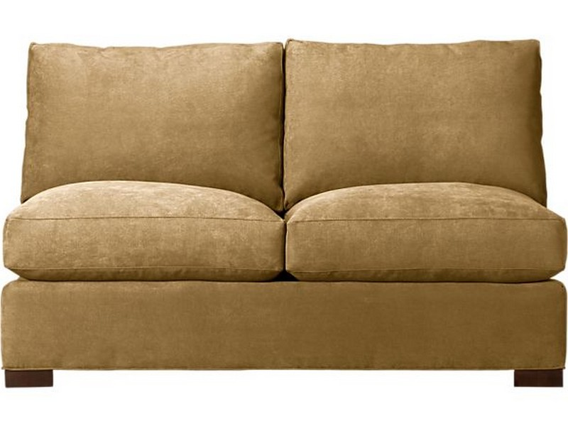 Armless Sleeper Sofa