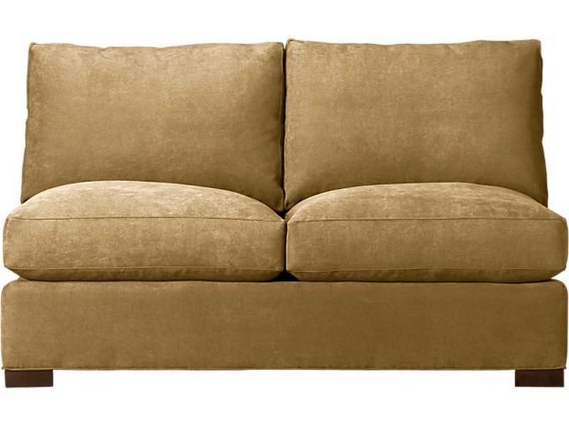 Armless Sleeper Sofa