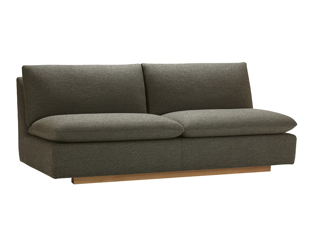 Armless Sofa Bed