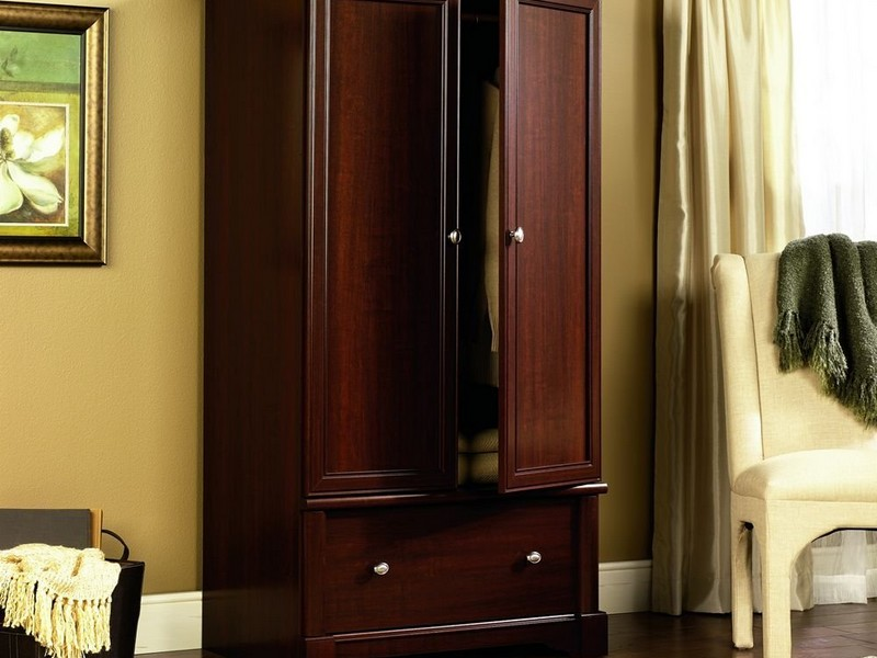 Armoire Wardrobe Storage Cabinet By Tdm