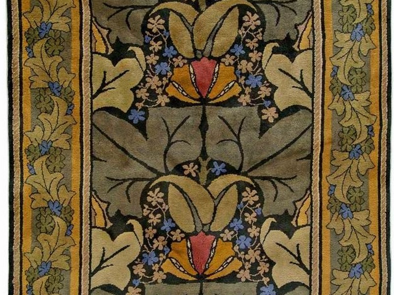 Arts And Crafts Style Rugs