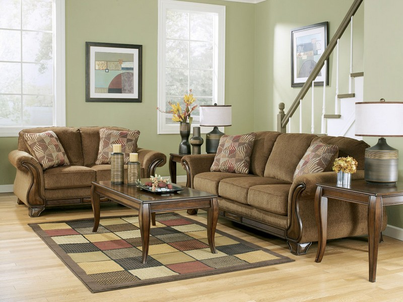 Ashley Furniture 14 Piece Living Room Sets