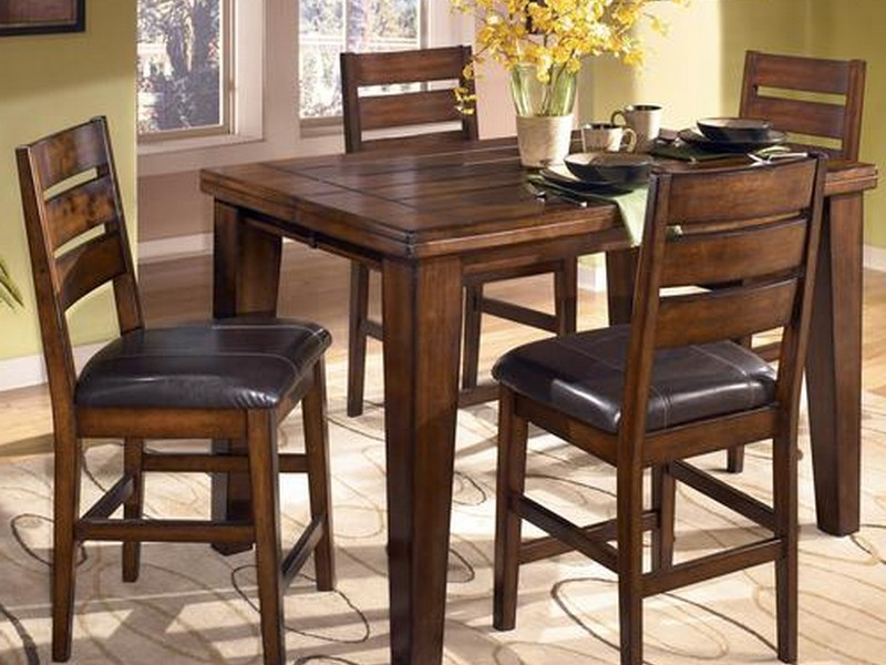 Ashley Furniture Dining Table Set