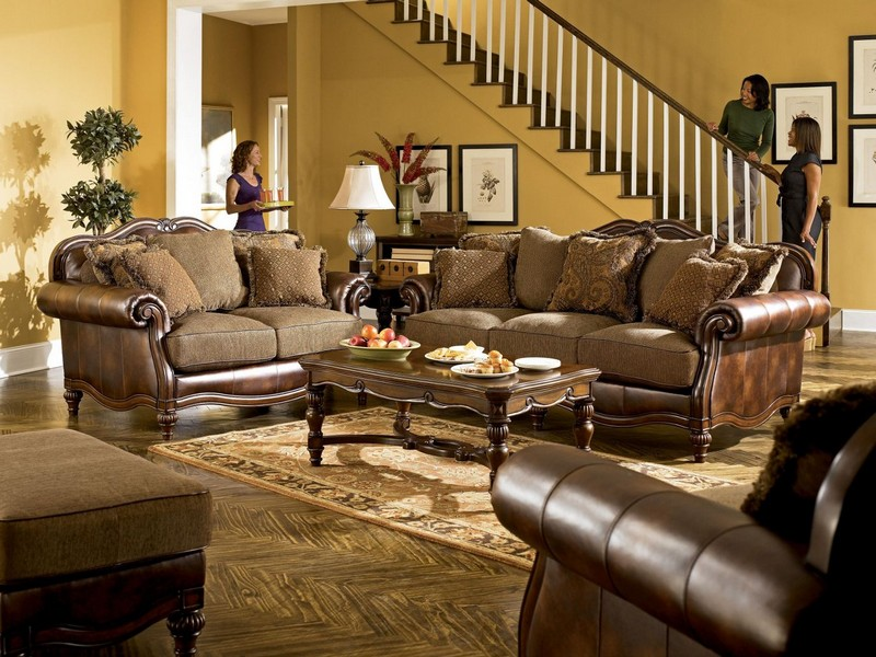 Ashley Furniture Living Room Sets 999