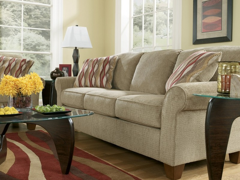 Ashley Furniture Traditional Living Room Sets