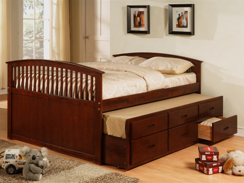 Ashley Furniture Twin Captains Bed