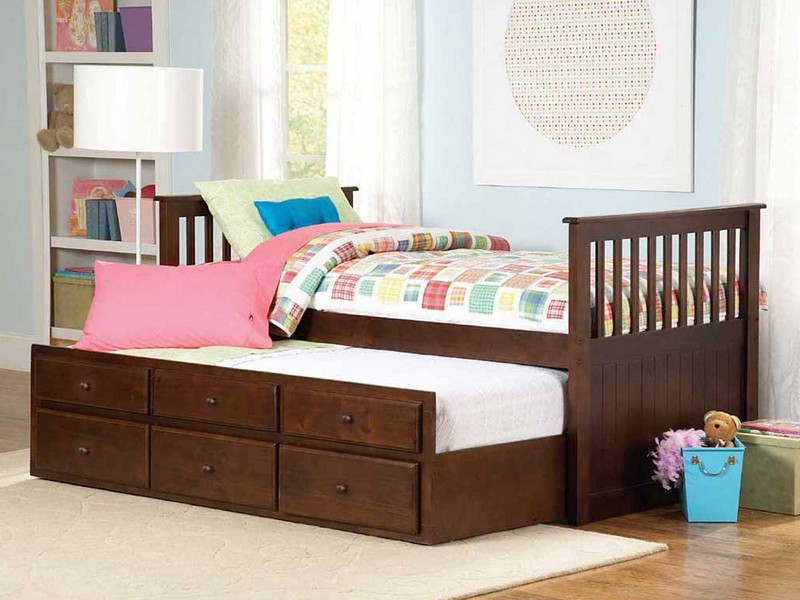 Ashley Sleigh Bed Queen