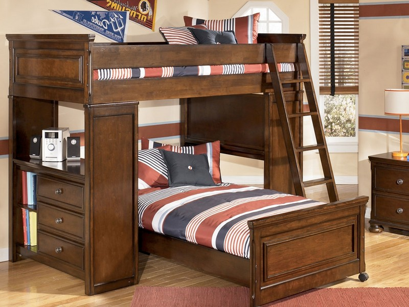 Ashley Youth Loft Bed