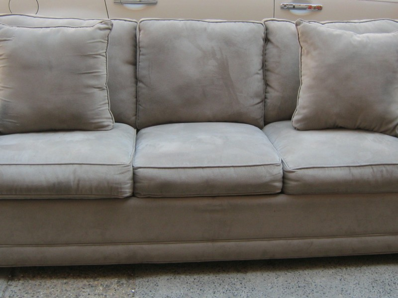 Ashton Microfiber Sofa Bed