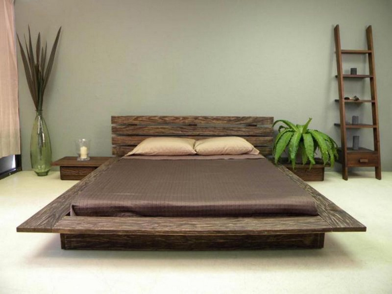 Asian Platform Bed Frames