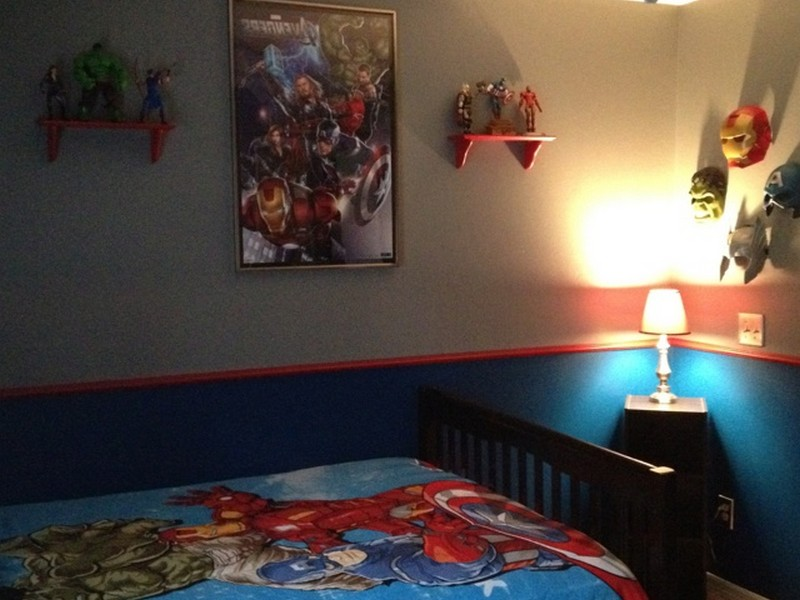 Avengers Room Decor