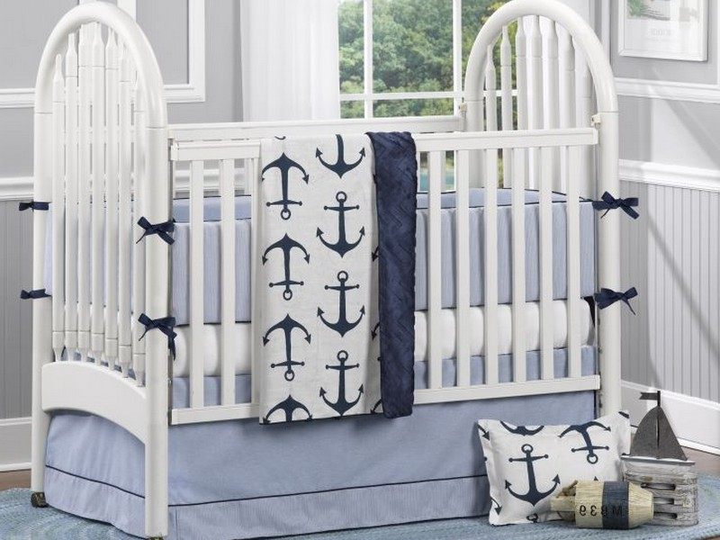 Baby Boy Nautical Bedding Sets