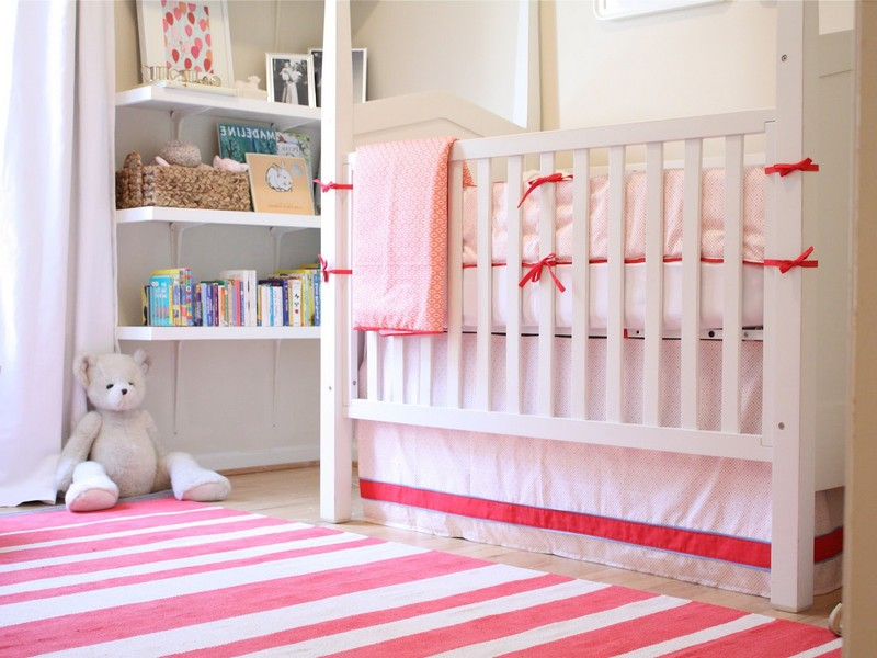 Baby Girl Nursery Area Rugs