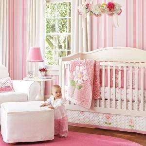 Baby Girl Nursery Rugs