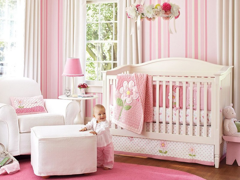 Baby Girl Nursery Rugs