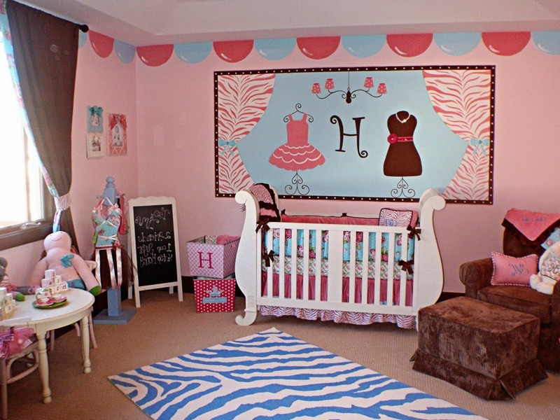 Baby Room Rugs Girl