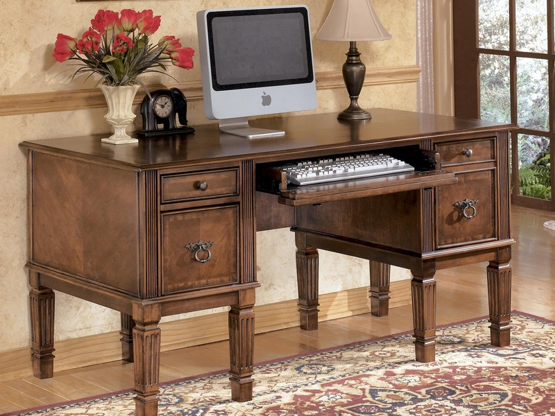 Baker Furniture Secretary Desk