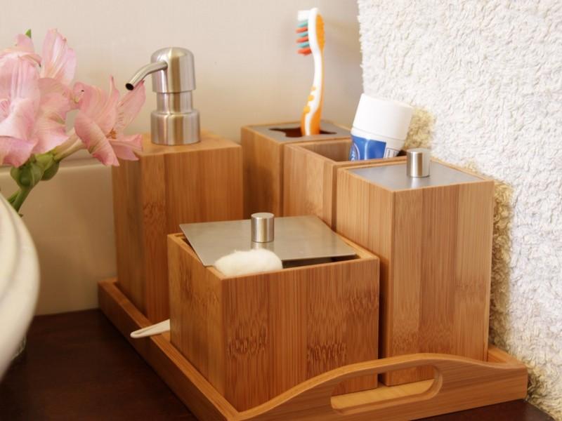 Bamboo Bathroom Accessories Australia