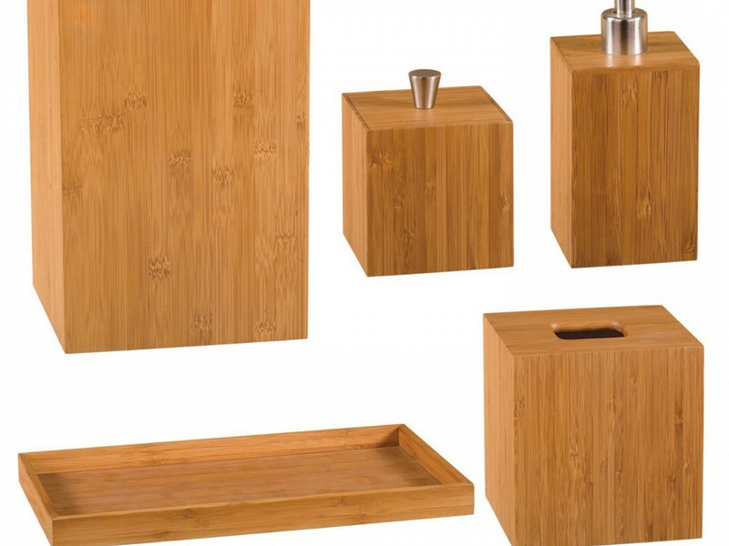 Bamboo Bathroom Accessories Nz