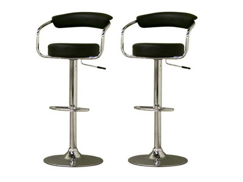 Bar Chairs With Arms And Backs