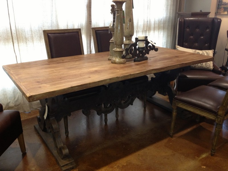 Barnwood Kitchen Table Plans