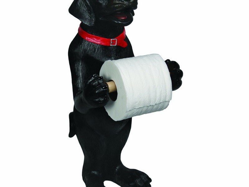 Bathroom Butler Toilet Paper Holder